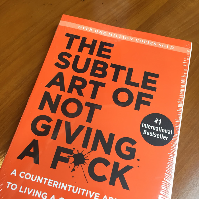 Resensi Buku THE SUBTLE ART OF NOT GIVING